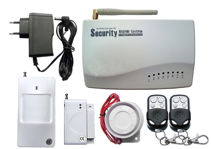 Alarm systems Kansas city